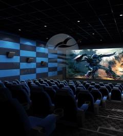 电影院吸音板装饰工程