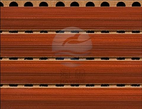 槽木吸音板安装