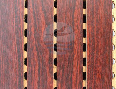 东莞28/4槽木吸音板