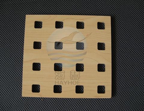 方形孔吸音板