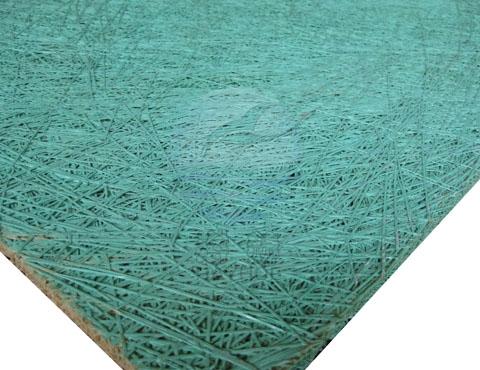 喷漆木丝吸音板