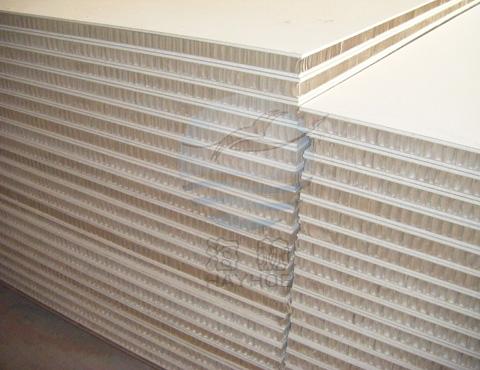 纸蜂窝隔音板