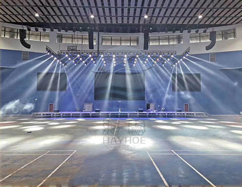 东莞体育中心场馆吸音板