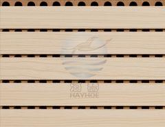 北京防火槽木吸音板
