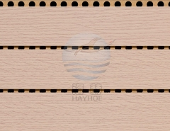 惠州槽孔木质吸音板