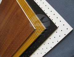 6mm穿孔吸音板
