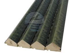 东莞木纹三角扩散型吸音板
