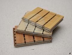 陶铝板复合吸音板