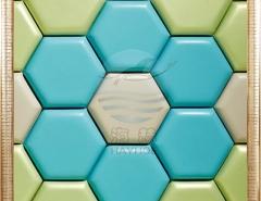 水立方 模块吸音软包