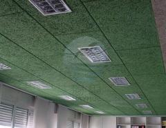 木丝吸音天花板