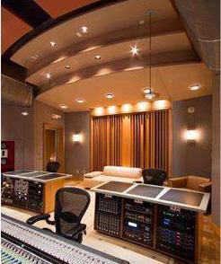 专业录音空间