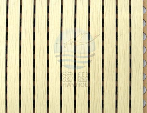定制木质吸音板