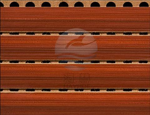 木质吸音板规格